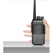 Преносима радиостанция с голям обхват и мощна батерия BF-868
