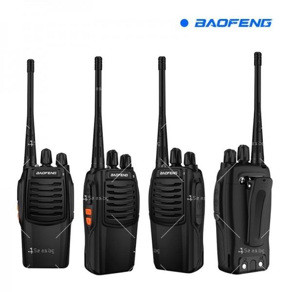 Леко и удобно уоки-токи с широко приложение BF-C1 2