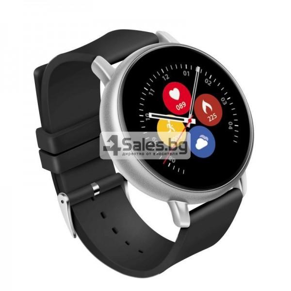 Елегантен водоустойчив мултифункционален смарт часовник SMW39 2