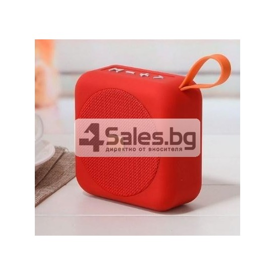 Bluetooth преносима колонка T&G TG-505