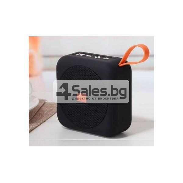 Bluetooth преносима колонка T&G TG-505 2