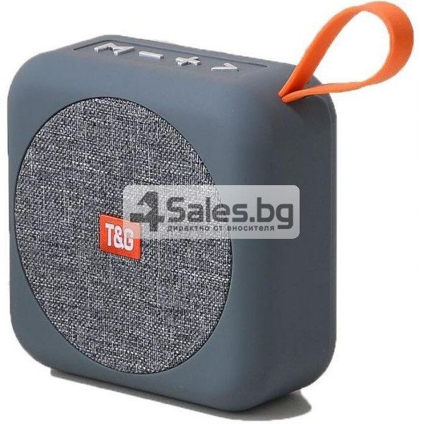 Bluetooth преносима колонка T&G TG-505 3