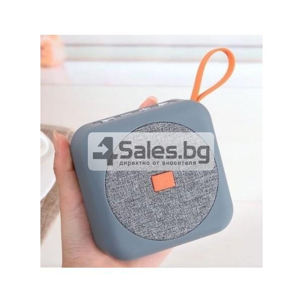 Bluetooth преносима колонка T&G TG-505 4