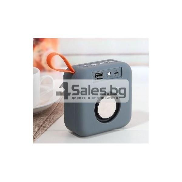 Bluetooth преносима колонка T&G TG-505 5