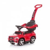 Кола за избутване с родителски контрол 3 В 1- MERCEDES GL63