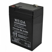 Акумулаторна батерия за детски коли, играчки и други 6V 4.5 AH