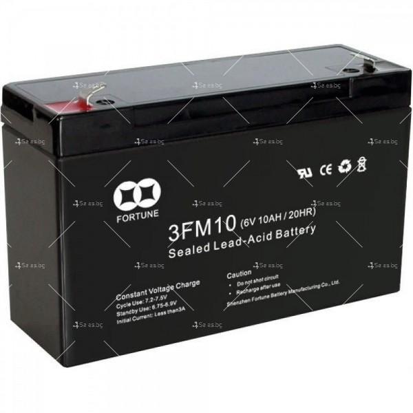 Акумулаторна батерия за детски коли, играчки и други 6V10AH