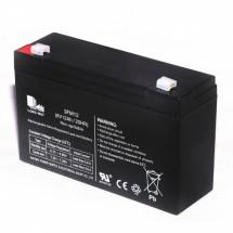Универсална батерия за акумулаторни играчки 6V 12AH