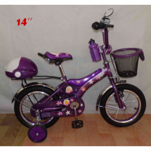 Барби велосипед с помощни гуми -12/14/16/20 инча