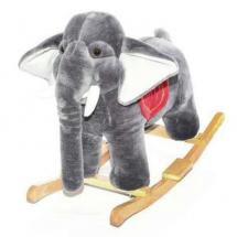 Детско слонче за яздене 2 в 1