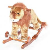 Детско лъвче за яздене 2 в 1