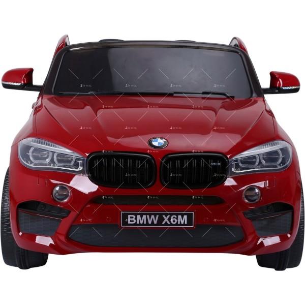 Лицензиран BMW X6M двуместен детски автомобил Ride On Car 8