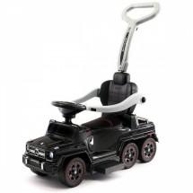 Кола за избутване с меки гуми MERCEDES G63 AMG 6X6 3 В 1