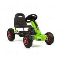 Картинг с педали от 2 до 5 г с помпещи се гуми