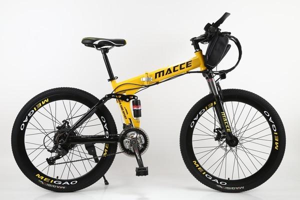 Чудесен сгъваем електрически планински велосипед – 26INCH BIKE - 2 9