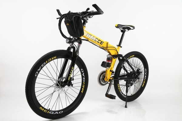 Чудесен сгъваем електрически планински велосипед – 26INCH BIKE - 2 10