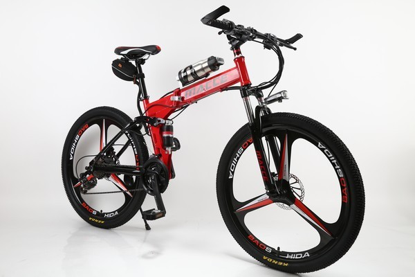 Чудесен сгъваем електрически планински велосипед – 26INCH BIKE - 2 11