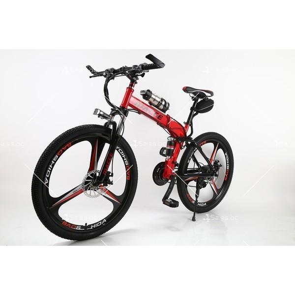 Чудесен сгъваем електрически планински велосипед – 26INCH BIKE - 2 12