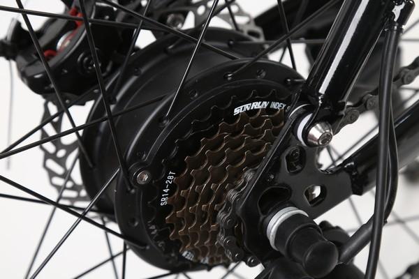 Чудесен сгъваем електрически планински велосипед – 26INCH BIKE - 2 25