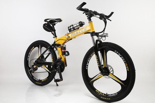 Чудесен сгъваем електрически планински велосипед – 26INCH BIKE - 2 29