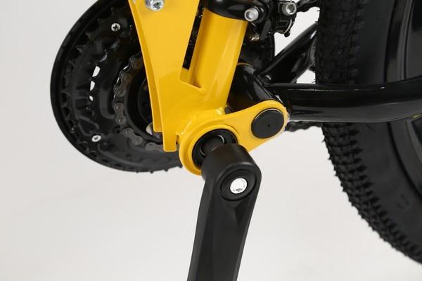 Чудесен сгъваем електрически планински велосипед – 26INCH BIKE - 2 35
