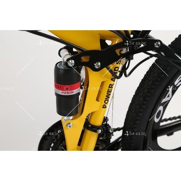 Чудесен сгъваем електрически планински велосипед – 26INCH BIKE - 2 36