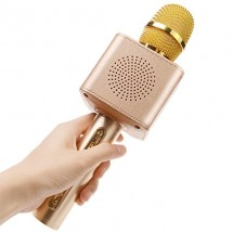Караоке микрофон BLUETOOTH BINGSENTEC JY53 С ГОВОРИТЕЛ