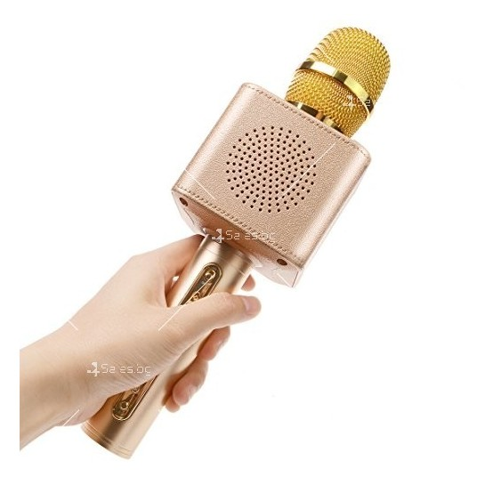 Караоке микрофон BLUETOOTH BINGSENTEC JY53 С ГОВОРИТЕЛ TV271