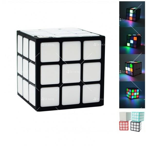 Рубик Кубче Блутут колонка 2