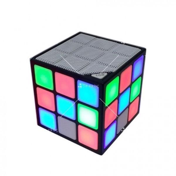 Рубик Кубче Блутут колонка 3