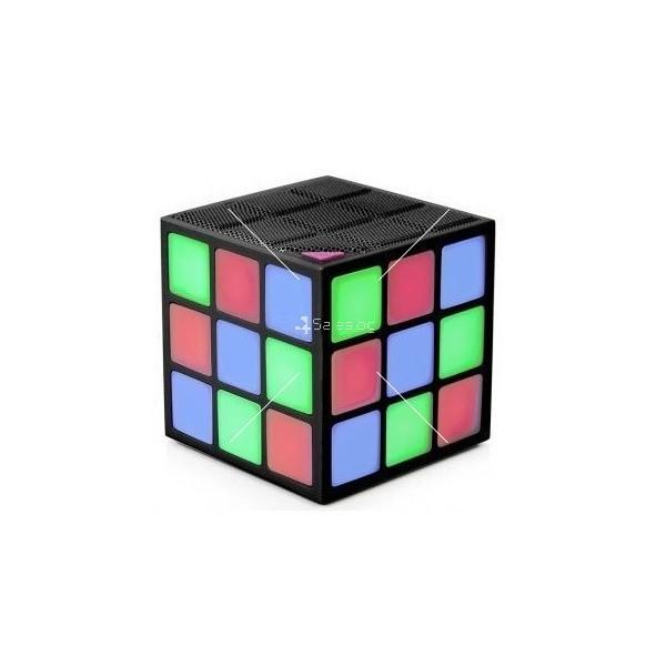 Рубик Кубче Блутут колонка 4