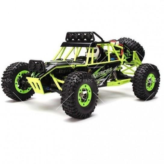 Детска акумулаторна кола ACROSS CRAWLER 4WD развиваща скорост до 50 км.ч