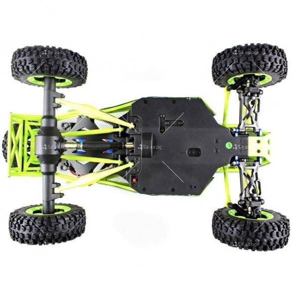 Детска акумулаторна кола ACROSS CRAWLER 4WD развиваща скорост до 50 км.ч 4