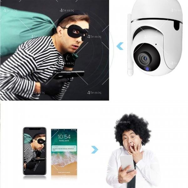 Wi-fi камера с облак IP28 2