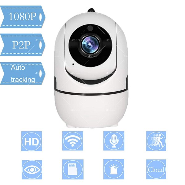 Wi-fi камера с облак IP28 5