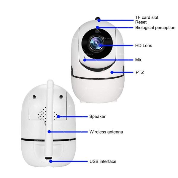 Wi-fi камера с облак IP28 7