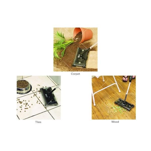 Електрическа метла Swivel Sweeper MAX TV282 2