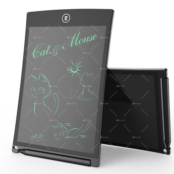 LCD Таблет за рисуване и писане angmno 8.5 TV153 2