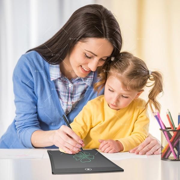LCD Таблет за рисуване и писане angmno 8.5 TV153 4