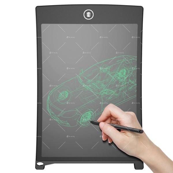 LCD Таблет за рисуване и писане angmno 8.5 TV153 6