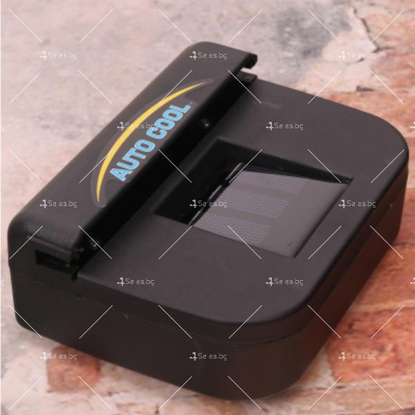 Соларна охлаждаща система за кола TV155 5