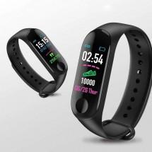 M3 умен часовник фитнес брояч на стъпки Bluetooth и други функции SMW41B