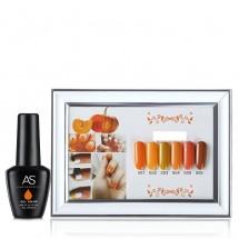 UV гел лак за нокти AS Anothersexy, в 6 есенни цвята ZJY9