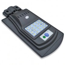 Соларна улична/ външна LED лампа CLAMP SS09 H LED18-3B