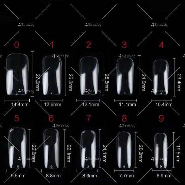 Изкуствени нокти в различни форми по избор ZJY50 3