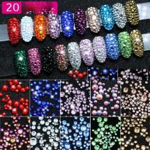 Блестящи кристали за декорация на нокти ZJY51
