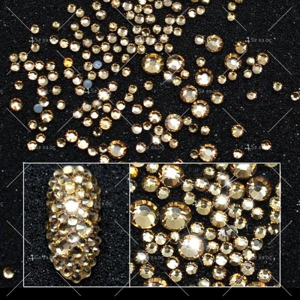 Блестящи кристали за декорация на нокти ZJY51 7