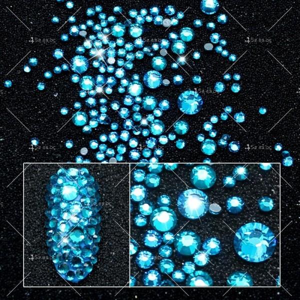 Блестящи кристали за декорация на нокти ZJY51 11