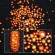 Блестящи кристали за декорация на нокти ZJY51 12