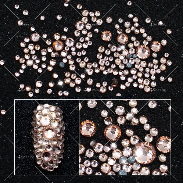 Блестящи кристали за декорация на нокти ZJY51 18